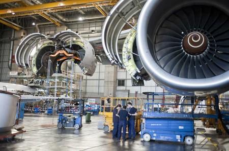 Iberia Mantenimiento ha recibido la certificación EASA para probar los motores V2500