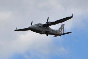 El Targus surgió como uina iniciativa de un avión de patrulla marítima hace más de una década, tiempo en el que ha evolucionado.º