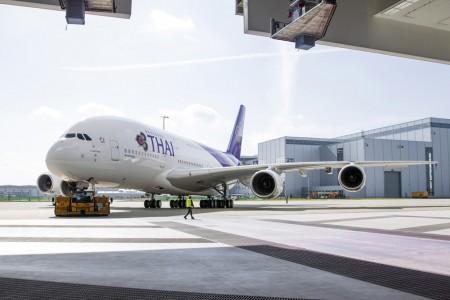 Airbus A380 de Thai