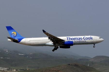 Airus A330 de Thomas Cook Scandinavia