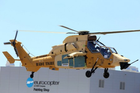 Eurocopter Tigre HA.28-07