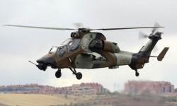 El Tigre de FAMET realiza una vistosa exhibición en vuelo.