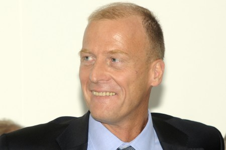 Tom  Enders presidente de Airbus