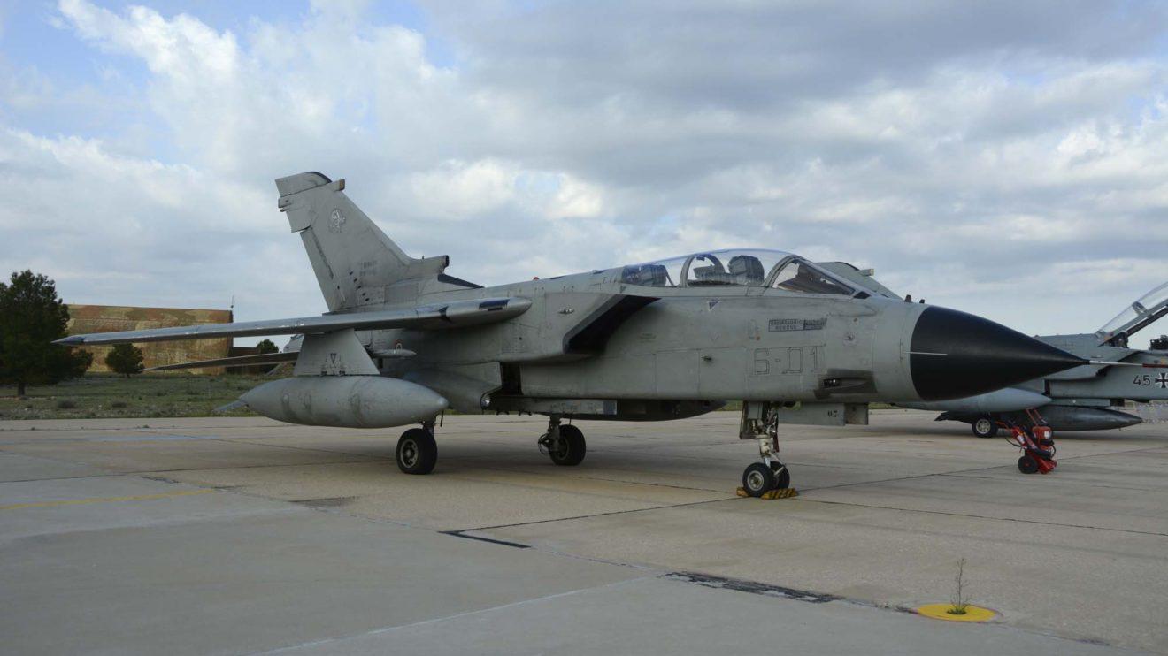 Tornado IDS MM7007/6-01 del 6 Stormo de la Aeronáutica Militar italiana.