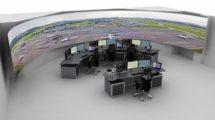 Sistema de presentación al controlador de la torre de control remota desarrollada por Indra.º