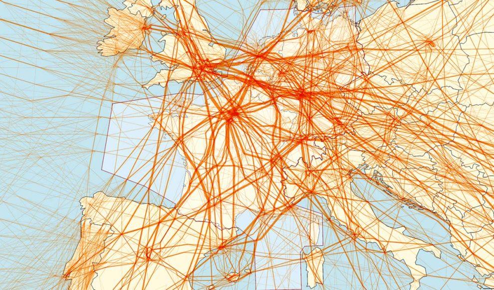 Europa sigue avanzando hacia el Cielo Único, aunque más lentamente de lo que desearían algunas aerolíneas.