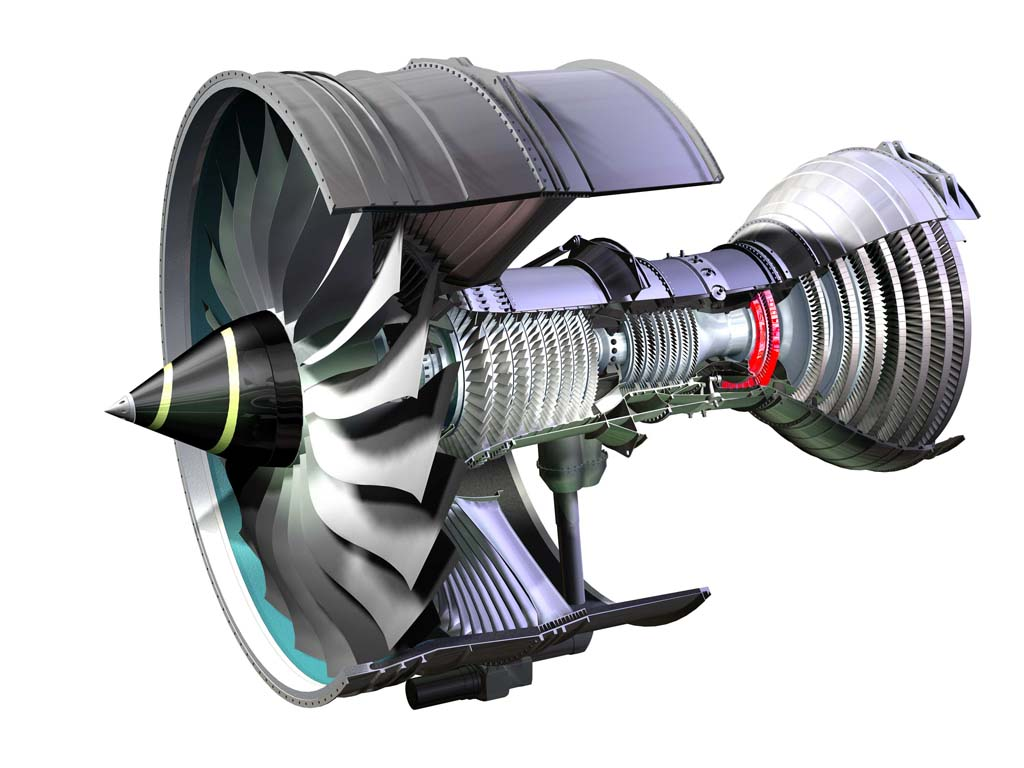 Rolls Royce New Jet Engine Perfect First Test Flight For