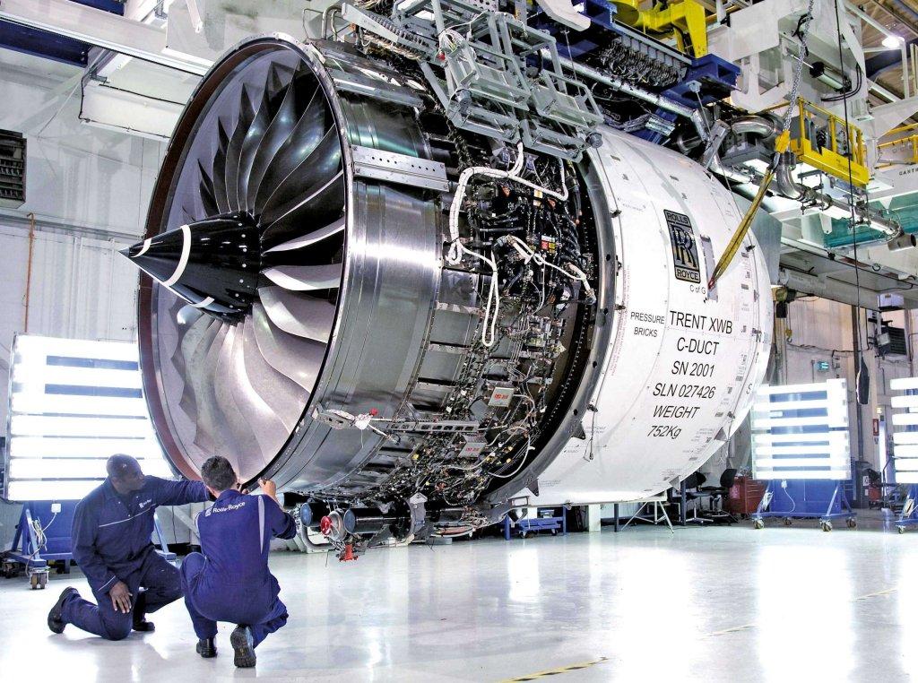 Con la firma del contrato para el Trent 700 ITP está ya presente en todos los aviones de 2 pasillos de Airbus.
