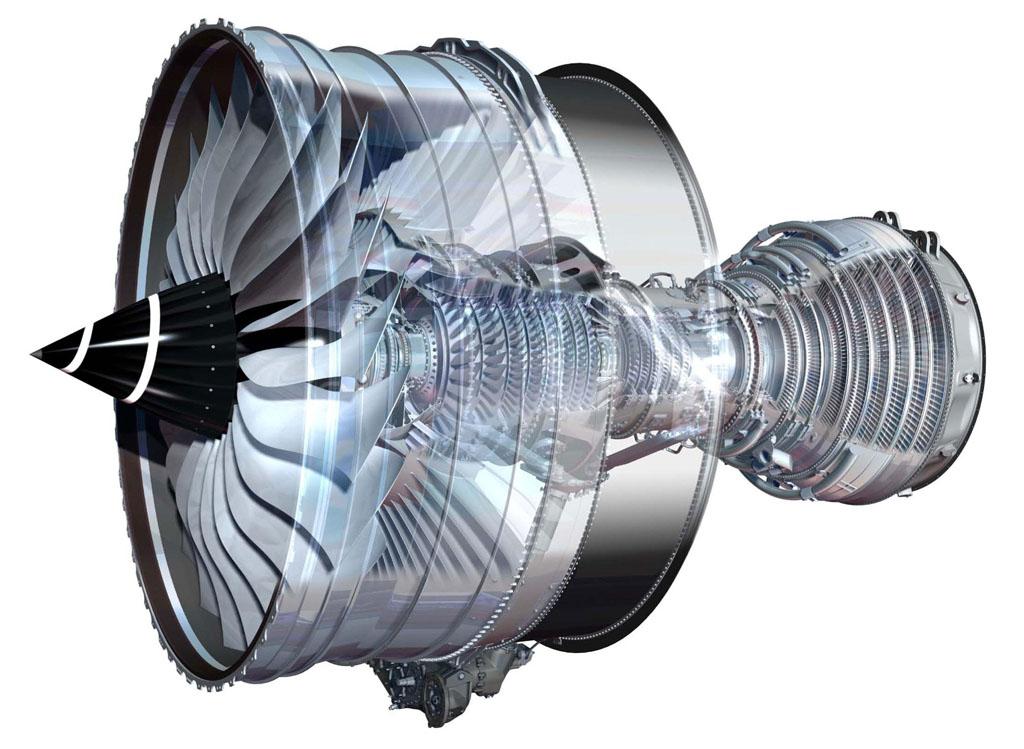 Motor Rolls-Royce Trent XWB