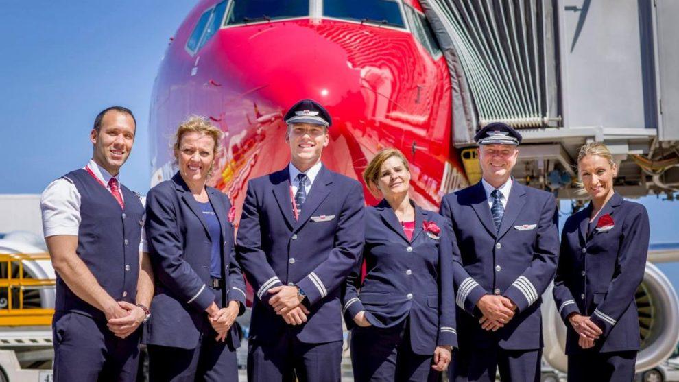 Norwegian va a despedir a dos de cada tres de sus pilotos y TCP .