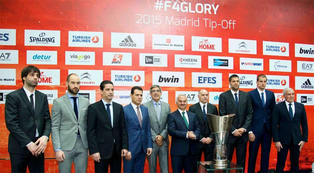 El CEO de Turkish Airline presentó ayer en Madrid los actos vinculados a la Fina Four de la Euroliga de Baloncesto de la que la aerolínea es uno de sus principales patrocinadores