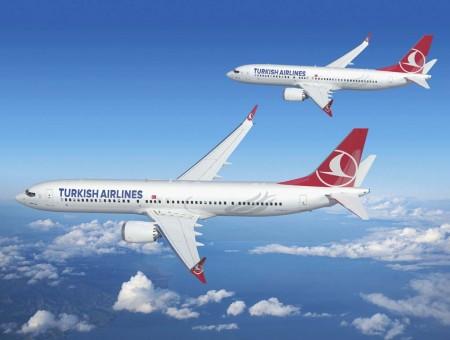 Turkish firmó la compra de 75 Boeing 737 MAX en tres contratos entre 2013 y 2015.