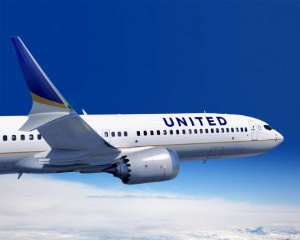 Boeing 737 MAX de United
