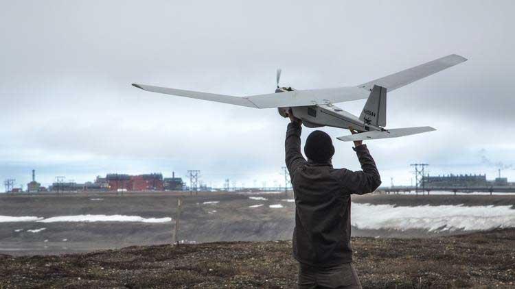 BP ha seleccionado el Puma All para prestar servicios de vigilancia en una de sus mayores plataformas petrolíferas de Alaska