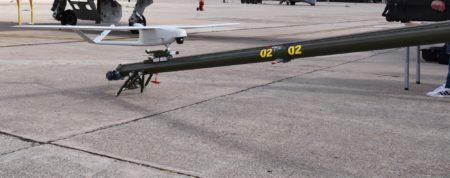 UAS Tucán desarrollado en España por SCR.