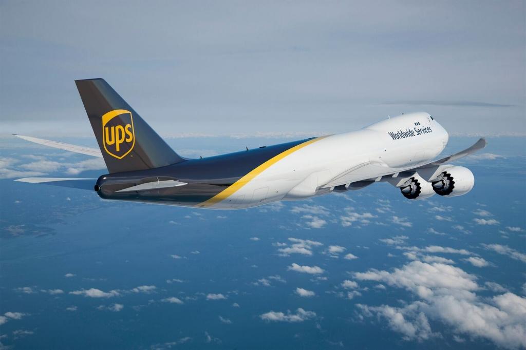 Boeing había vendido hasta ahora 109 B-747-8 de pasaje y carga. El nuevo pedido de UPS supone incrementar este total en más de un 10 por ciento.