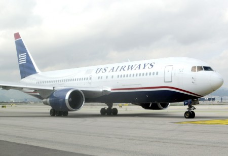 Boeing 7676 de US Airways