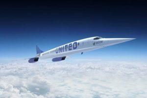El Overture podrá volar a 60.000 ft, casi el doble de la altitud a la que vuelan muchos aviones.