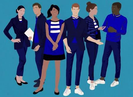 Así serán los uniformes que vestirán los tripulantes de Joon.