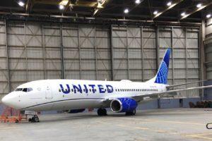 Boeing 737-800 N37267, entregado originalmente a Continental Airlines, e incorporado a la flota de United cuando ambas aerolíneas se unieron.