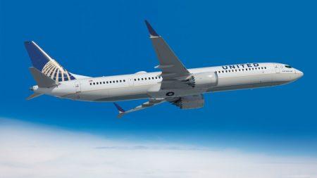 Con 100 pedidos, United es por ahora el cliente más importante del nuevo Boeing 737 MAX 10.