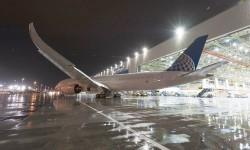 El primer Boeing 787-9 de United abandonó la cadena de montaje el día 8 de abril.