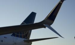 United es la primera aerolínea en instalar un nuevo tipo de winglet en sus B-737.
