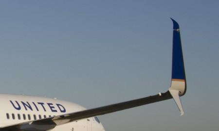 Detalle del nuevo winglet para el Boeing 737