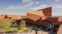 Campus de Leganés de la Universidad Carlos III de Madrid.