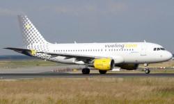 Vueling cuenta con una flota de 64 A320 y cinco A319 con los que opera en 147 aeropuertos.