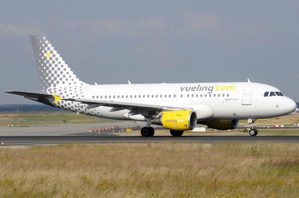 Airbus A319 de Vueling