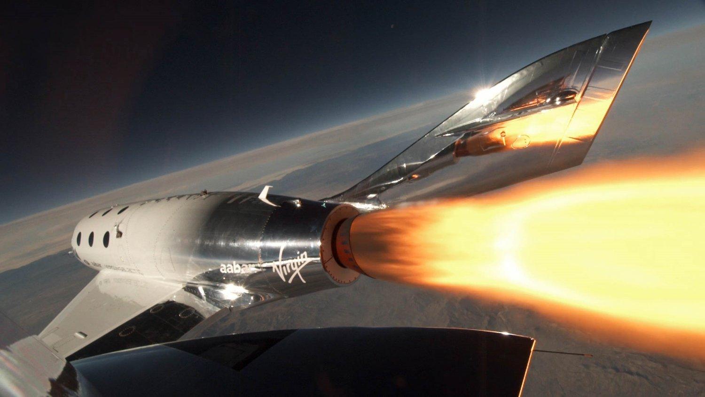 Virgin Galactic VSS Unity: éxito en su primer vuelo espacial | Fly News