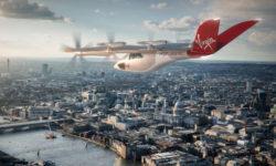 Vertical VA-4X con colores de Virgin Atlantic