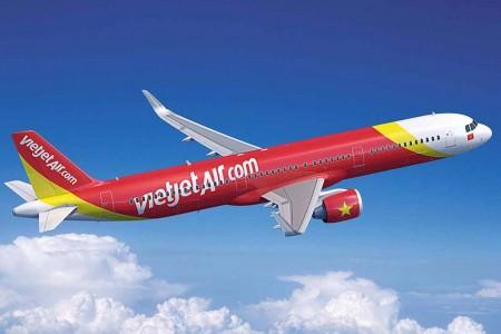 Vietjet ha comprado ya a Airbus 119 aviones de la familia A320: 54 A320 y 65 A321.
