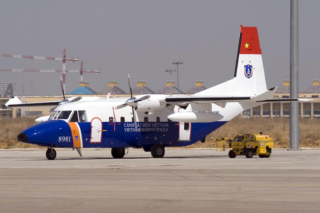 C-212-400 de Vietnam