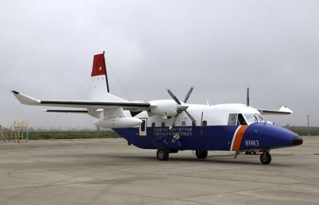 C-212 de la Policía Marítma de Vietnam