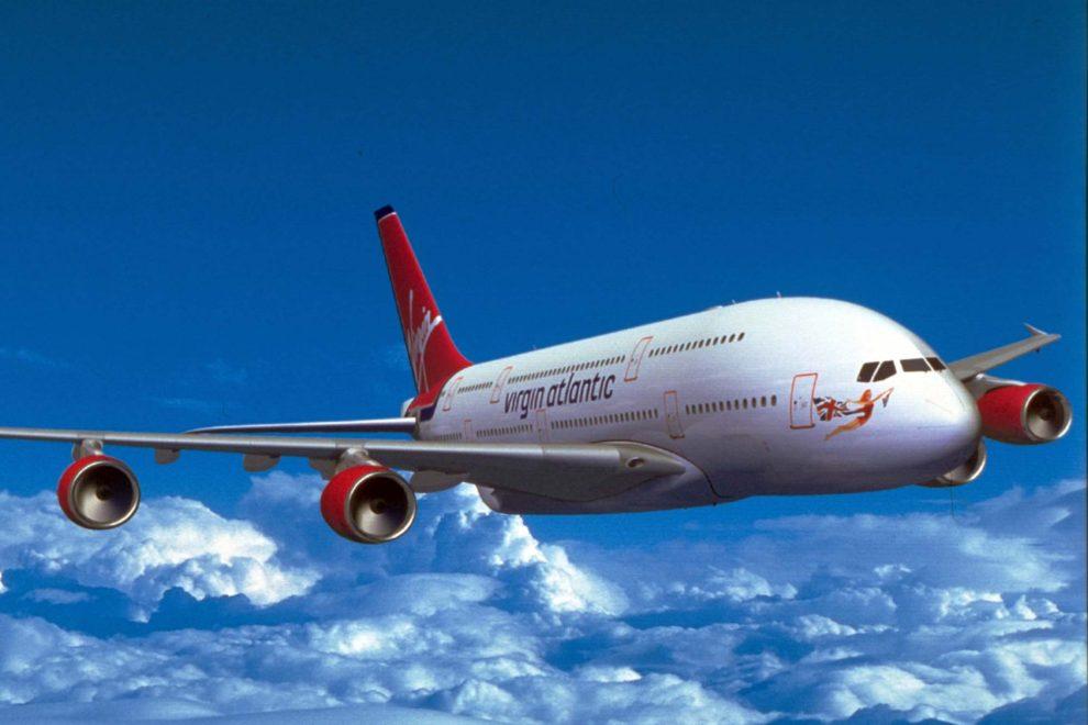 Virgin compró los A380 parea competir con todas las aerolíneas que tenían previsto volarlo a Londres Heathrow. Igual que hizo British Airways.