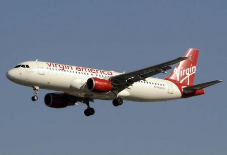 Virgin America se fundó en 2006 y comenzó a volar con aviones Airbus A320 en 2007.