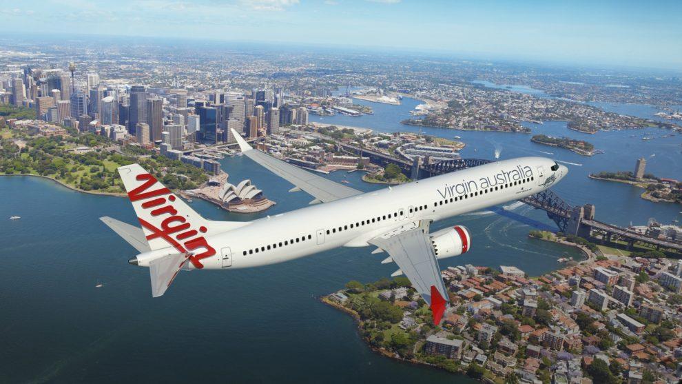 Virgin Australia recibirá sus primeros Boeing 737 MAX 8 a finales de 2019 y en 2022 los MAX 10 que acaba de pedir.