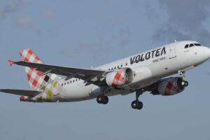 Asturias es una de las dos bases que Volotea tiene en España