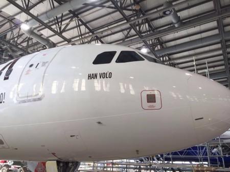 La falta de Boeing 717 en el mercado es uno de los motivos dados por Volotea para cambiar su flota al Airbus A319.