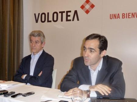 Lázaro Ros y Carlos Muñoz