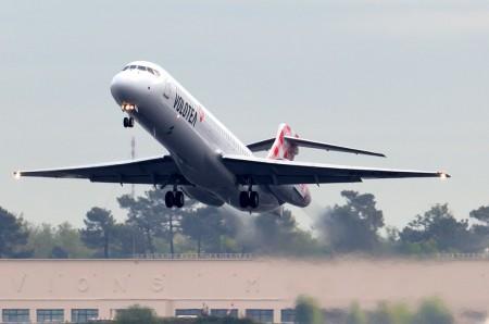 Boeing 717 de Volotea.