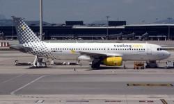 Vueling A320 Barcelona