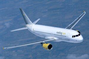Airbus A320 de Vueling.