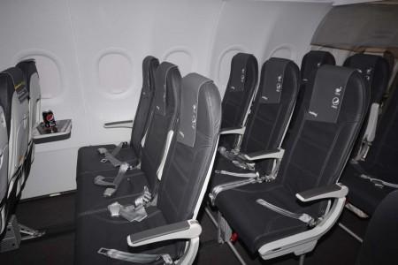 En dos años todos los aviones de Vueling tendrán ya los asientos Recaro SL3510 que cada vez encontramos en más aerolíneas.