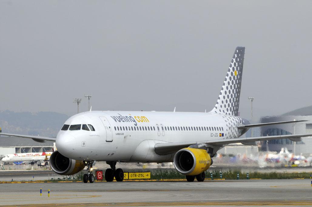 Airbis A320 de Vueling
