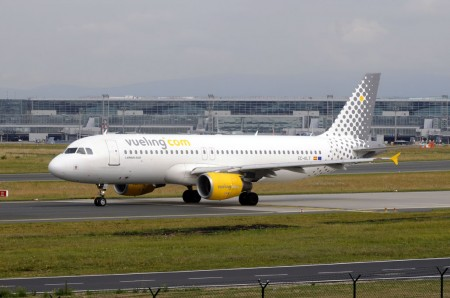 Airbus A320 de Bueling
