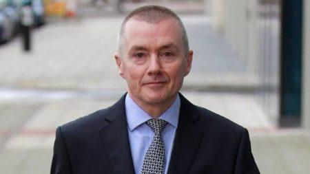 Willie Walsh , consejero delegado de IAG.