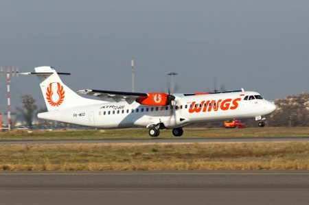 ATR 72-600 de Wings Air.